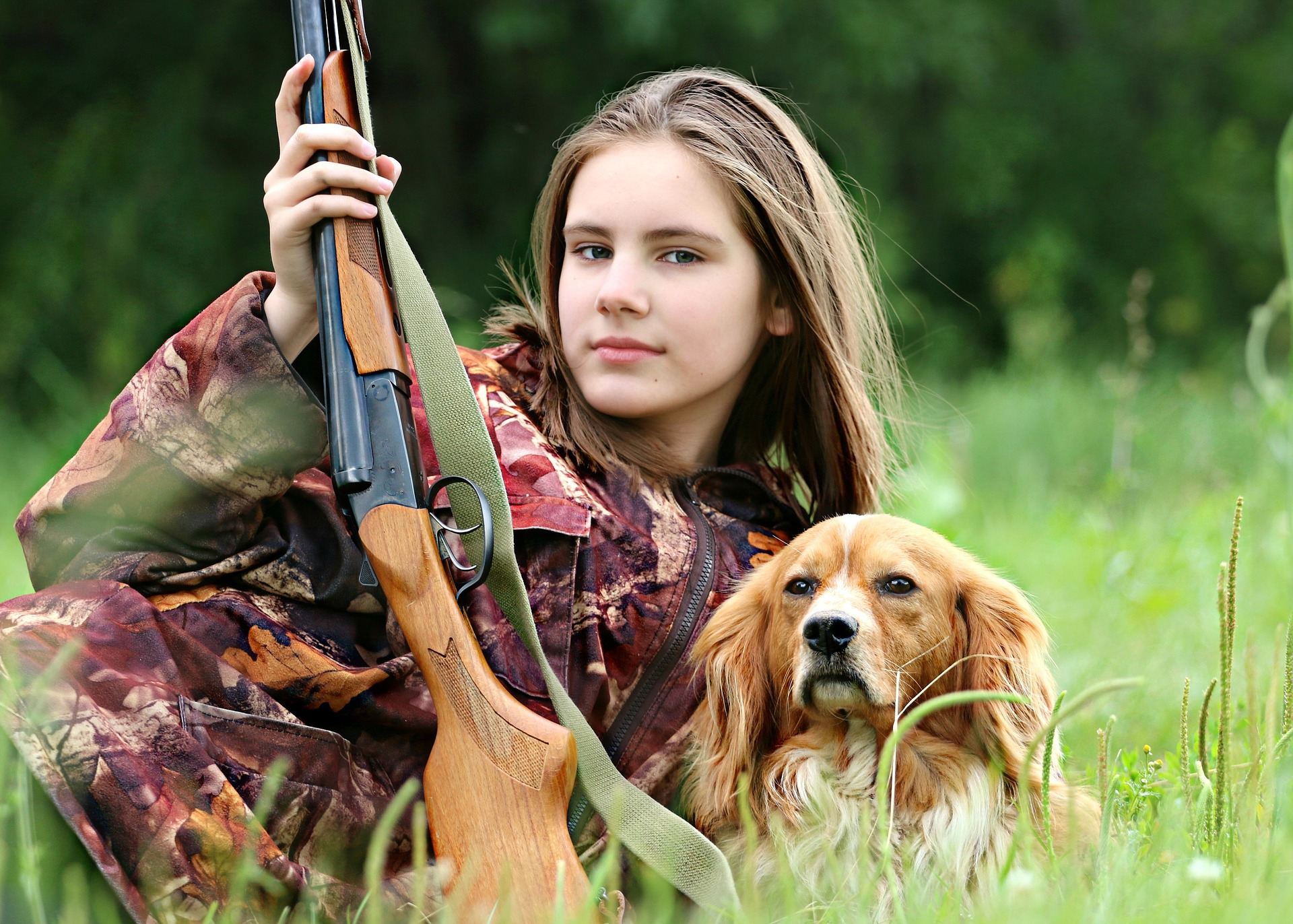 Getting Kids Started with Hunting