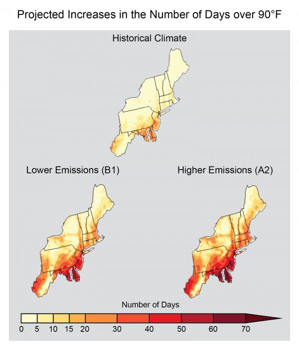 Vermont climate change