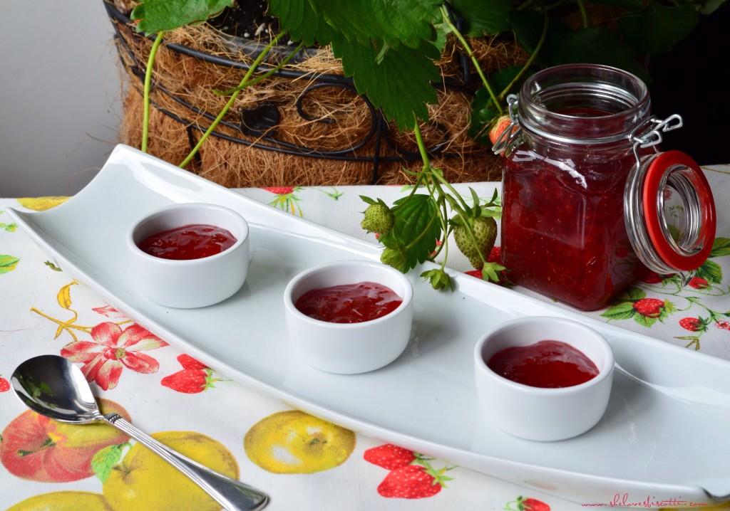 Homemade Strawberry Jam