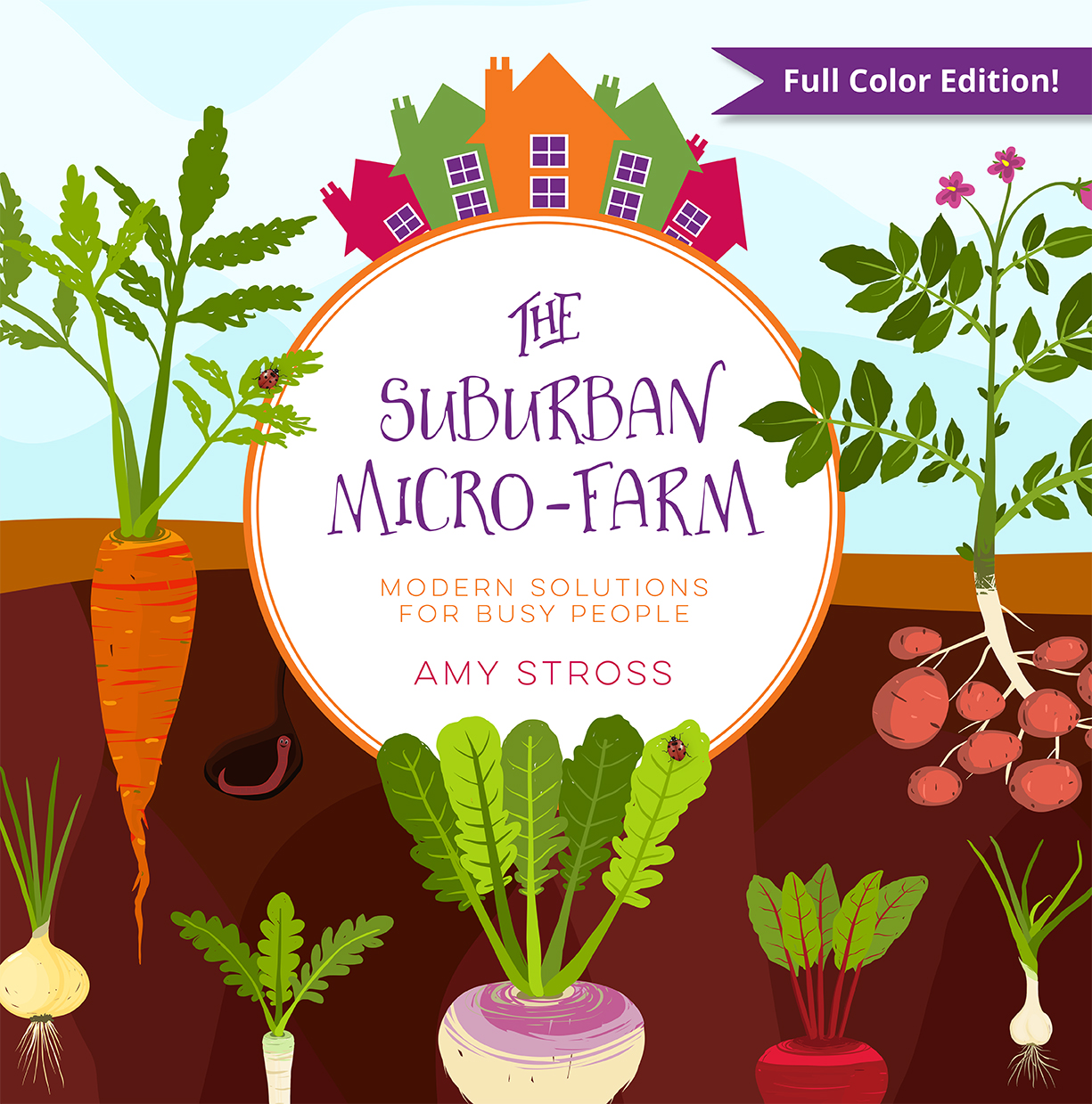 The Suburban Micro Farm ~ Book Review