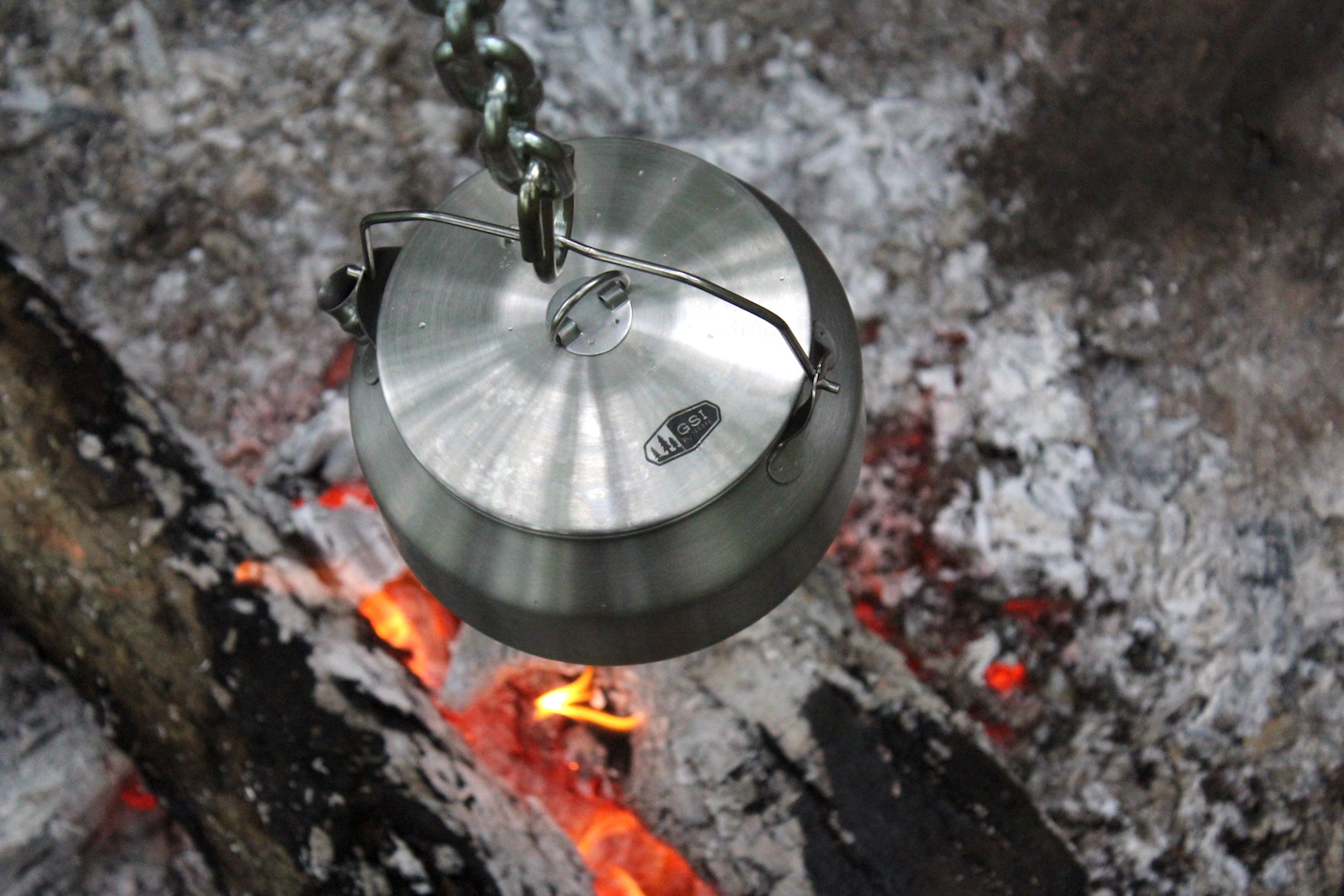 Campfire Coffee Kettle