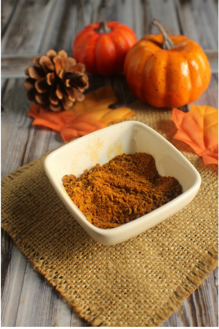 Dehydrating pumpkin puree for pumpkin powder or pumpkin flour