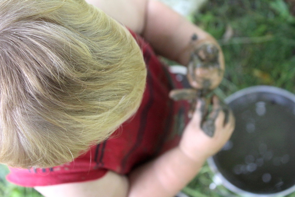 Making Clay with Kids