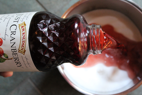 Juice for Cranberry Wine