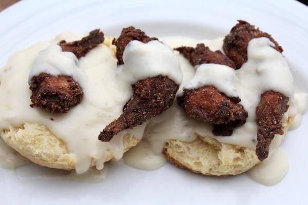 Buttermilk Fried Squirrel
