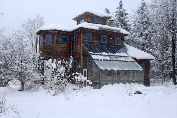 Maintaining Off Grid Systems in Winter