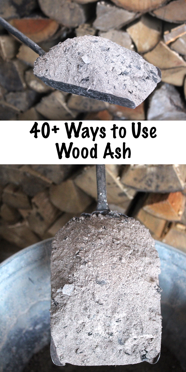 40+ Ways to Use Wood Ash from a Wood Burning Stove ~ Wood Ash Uses for Home, Garden and Survival ~Historical and Modern Uses for Wood Ash