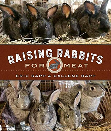 rabbits for meat book cover