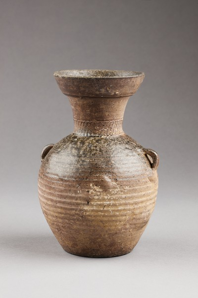 Wood Ash Glazed Pottery from the First Century BC
