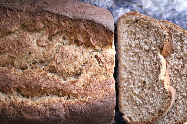 Pain de Méteil ~ 45% Rye Sourdough Hearth Bread