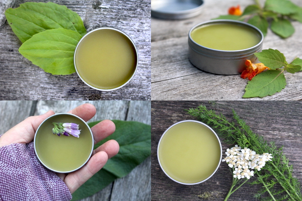 How to Make a Herbal Healing Salve