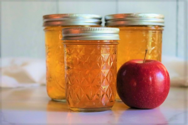 Canning Apple Juice