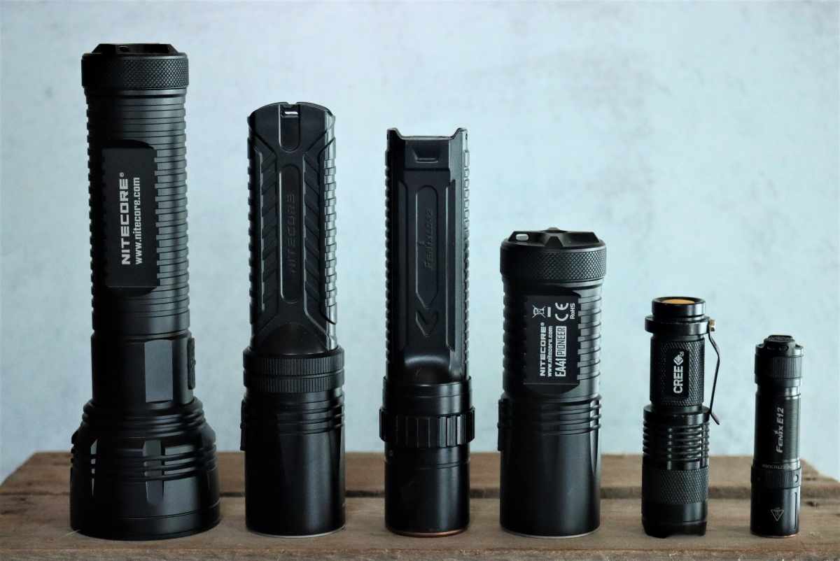 Best AA Flashlights ~ Detailed Review