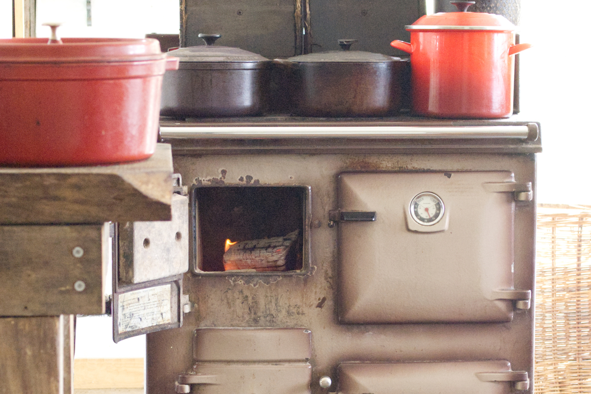 How to Use a Wood Cookstove